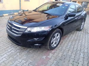Honda Accord Crosstour 2010 EX-L AWD Black | Cars for sale in Lagos State, Isolo