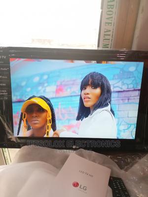 26 Inch Brand New LG LED TV Widescreen Down Speaker - 26LK90 | TV & DVD Equipment for sale in Lagos State, Ojo