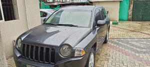 Jeep Compass 2008 2.4 Gray | Cars for sale in Lagos State, Badagry