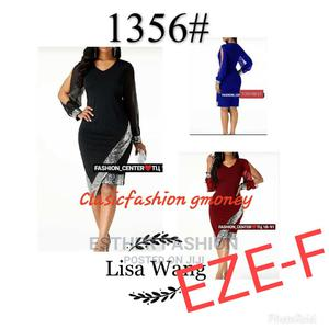 Ladies Quality Fitted Dress | Clothing for sale in Lagos State, Ikeja