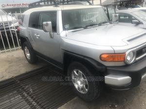 Toyota FJ Cruiser 2008 Base 4x4 Silver | Cars for sale in Lagos State, Ajah