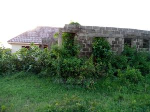 Land With Uncompleted Building For Sale With Survey and Family Receipt | Land & Plots For Sale for sale in Lagos State, Ikorodu