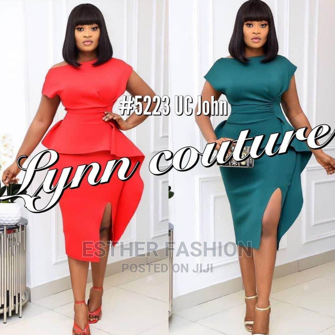 Classic Ladies Quality Gown   Clothing for sale in Ikeja, Lagos State, Nigeria