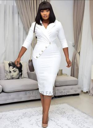 Classic Ladies Quality Dress | Clothing for sale in Lagos State, Ikeja