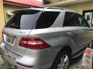 Mercedes-Benz M Class 2013 ML 350 4Matic Silver   Cars for sale in Lagos State, Lekki