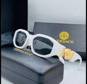 Versace White Sunglasses | Clothing Accessories for sale in Lagos State, Amuwo-Odofin