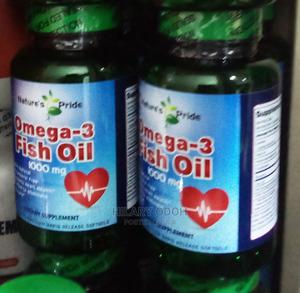 Natures Pride Omega 3 Fish Oil   Vitamins & Supplements for sale in Lagos State, Ojo
