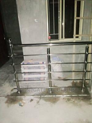 Stainless Steel Hand Rails and Aluminum Roofing and Windows | Building Materials for sale in Lagos State, Ikorodu