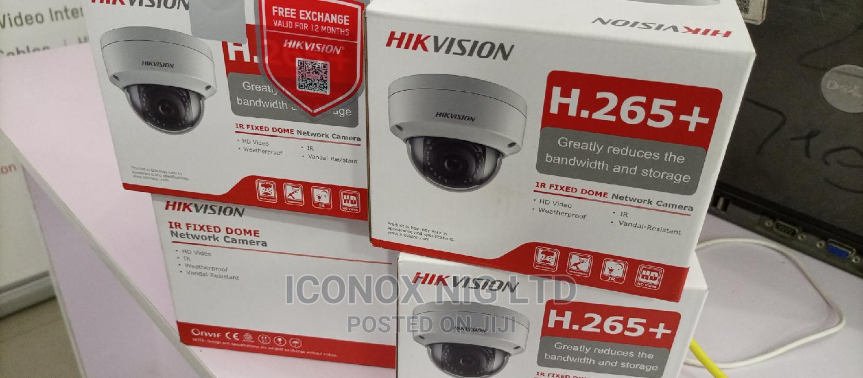 Ceiling IP Camera Hikvision DS-2CD1143G0-I (4MP IR Upto 30m)
