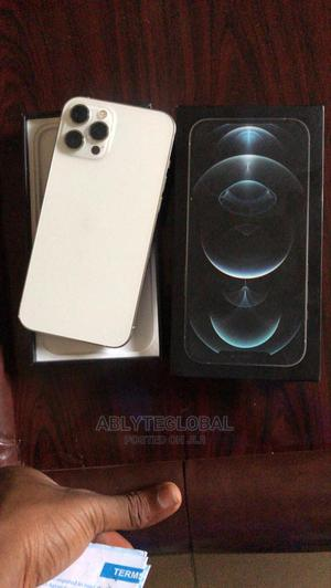Apple iPhone 12 Pro Max 128GB White   Mobile Phones for sale in Rivers State, Port-Harcourt