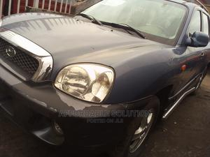 Hyundai Santa Fe 2005 Blue | Cars for sale in Lagos State, Abule Egba