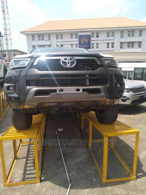 New Toyota Hilux 2021 Black | Cars for sale in Lagos State, Ikeja