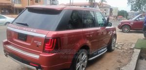 Land Rover Range Rover Sport 2007 HSE 4x4 (4.4L 8cyl 6A) Red | Cars for sale in Lagos State, Ikeja