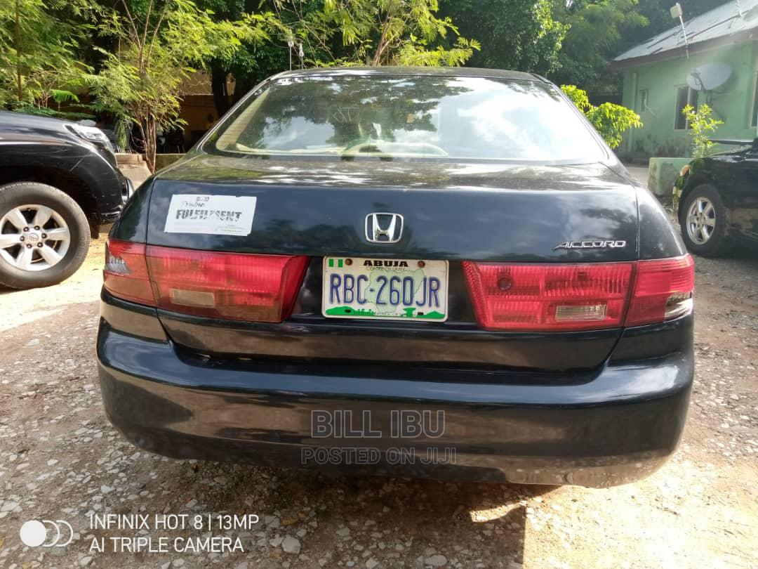 Archive: Honda Accord 2004 Blue