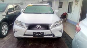 Lexus RX 2013 White   Cars for sale in Lagos State, Ifako-Ijaiye