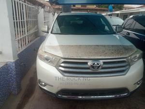 Toyota Highlander 2013 White | Cars for sale in Lagos State, Ifako-Ijaiye