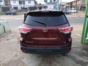 Toyota Highlander 2015 Brown | Cars for sale in Lagos State, Egbe Idimu