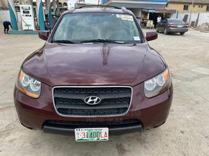 Hyundai Santa Fe 2007 2.7 V6 4WD Brown | Cars for sale in Lagos State, Ikeja