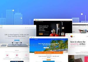 Web Design, Website Designer, Web Designer, Wordpress   Computer & IT Services for sale in Oyo State, Oluyole