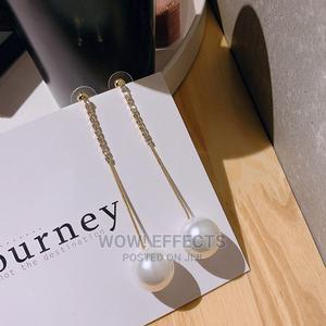 Pearl Drop Earrings   Jewelry for sale in Lagos State, Ikeja