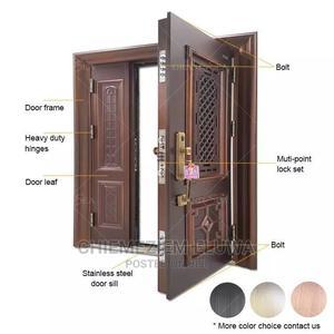 Security Doors | Doors for sale in Rivers State, Port-Harcourt