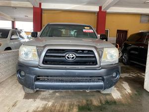 Toyota Tacoma 2005 Silver | Cars for sale in Lagos State, Ikeja