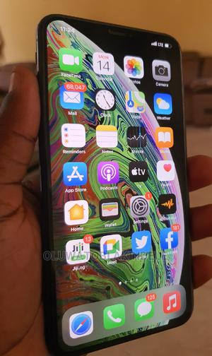 Apple iPhone XS Max 256 GB Black   Mobile Phones for sale in Rivers State, Port-Harcourt