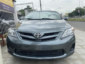 Toyota Corolla 2012 Gray   Cars for sale in Lagos State, Ilupeju
