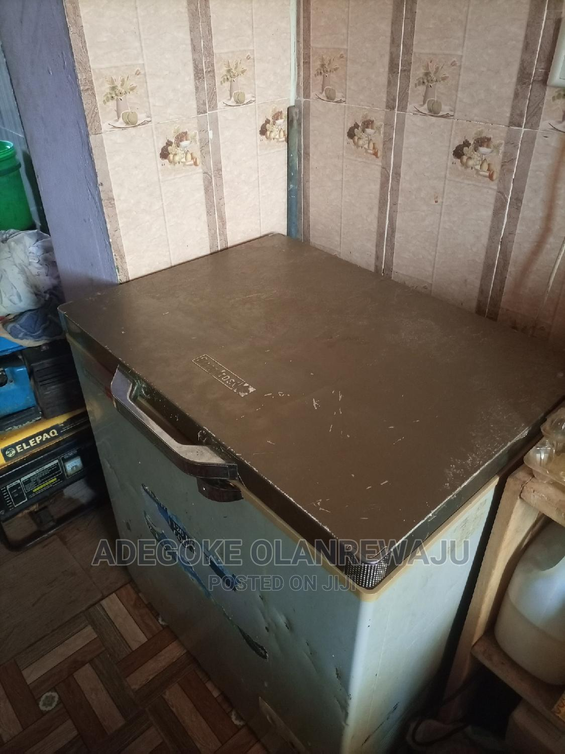 Archive: Used Scanfrost Freezer