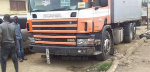 Scania 94D Manual Transmission Container Body Truck   Trucks & Trailers for sale in Lagos State, Ogba