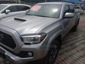 Toyota Tacoma 2018 TRD Sport Gray   Cars for sale in Lagos State, Ajah