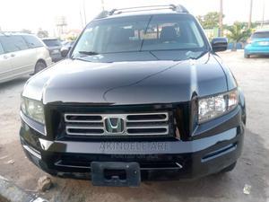 Honda Ridgeline 2008 Black | Cars for sale in Lagos State, Abule Egba