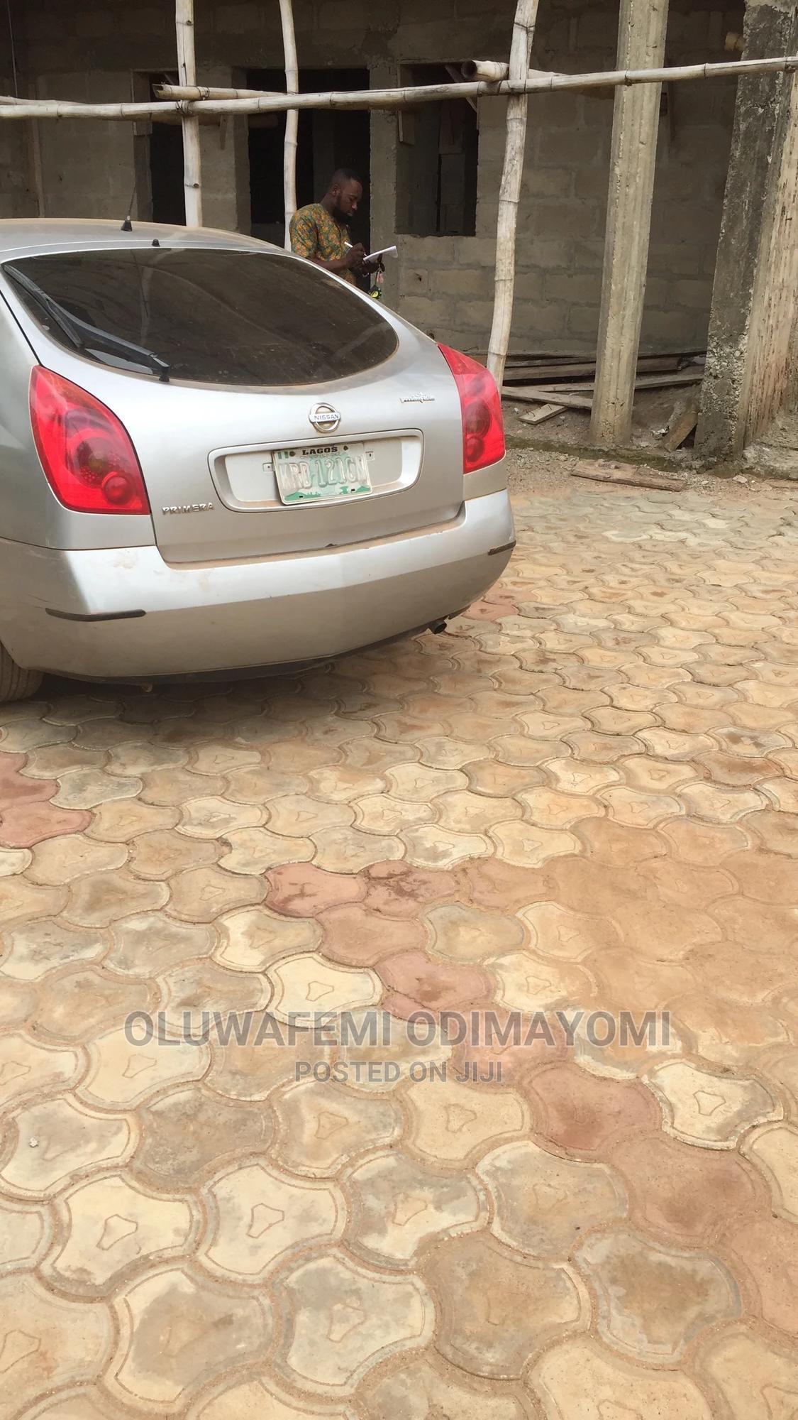 Nissan Primera 2002 Wagon Silver | Cars for sale in Akure, Ondo State, Nigeria