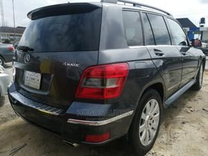 Mercedes-Benz GLK-Class 2010 350 4MATIC Blue   Cars for sale in Rivers State, Port-Harcourt