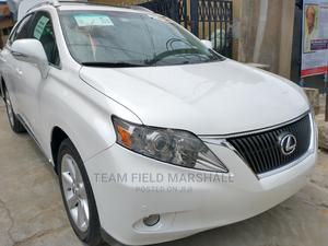 Lexus RX 2011 White   Cars for sale in Lagos State, Ikeja