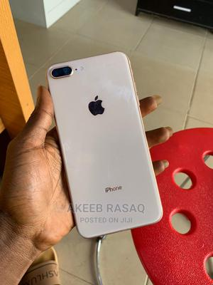 Apple iPhone 8 Plus 64 GB Silver   Mobile Phones for sale in Oyo State, Ibadan