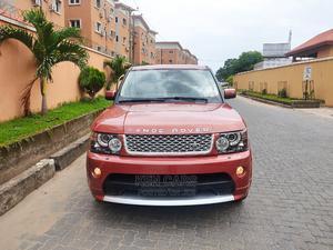 Land Rover Range Rover Sport 2008 4.2 V8 SC Orange | Cars for sale in Lagos State, Ikeja