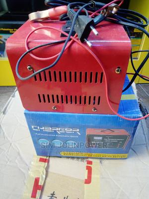Full Automatic Battery Charger 15amps 6-12v | Measuring & Layout Tools for sale in Lagos State, Ojo