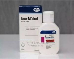 Neo Medrol Acne Lotion 25ml | Skin Care for sale in Lagos State, Alimosho