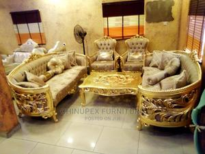 High Quality Turkish Royal Sofa Chair | Furniture for sale in Lagos State, Ojo