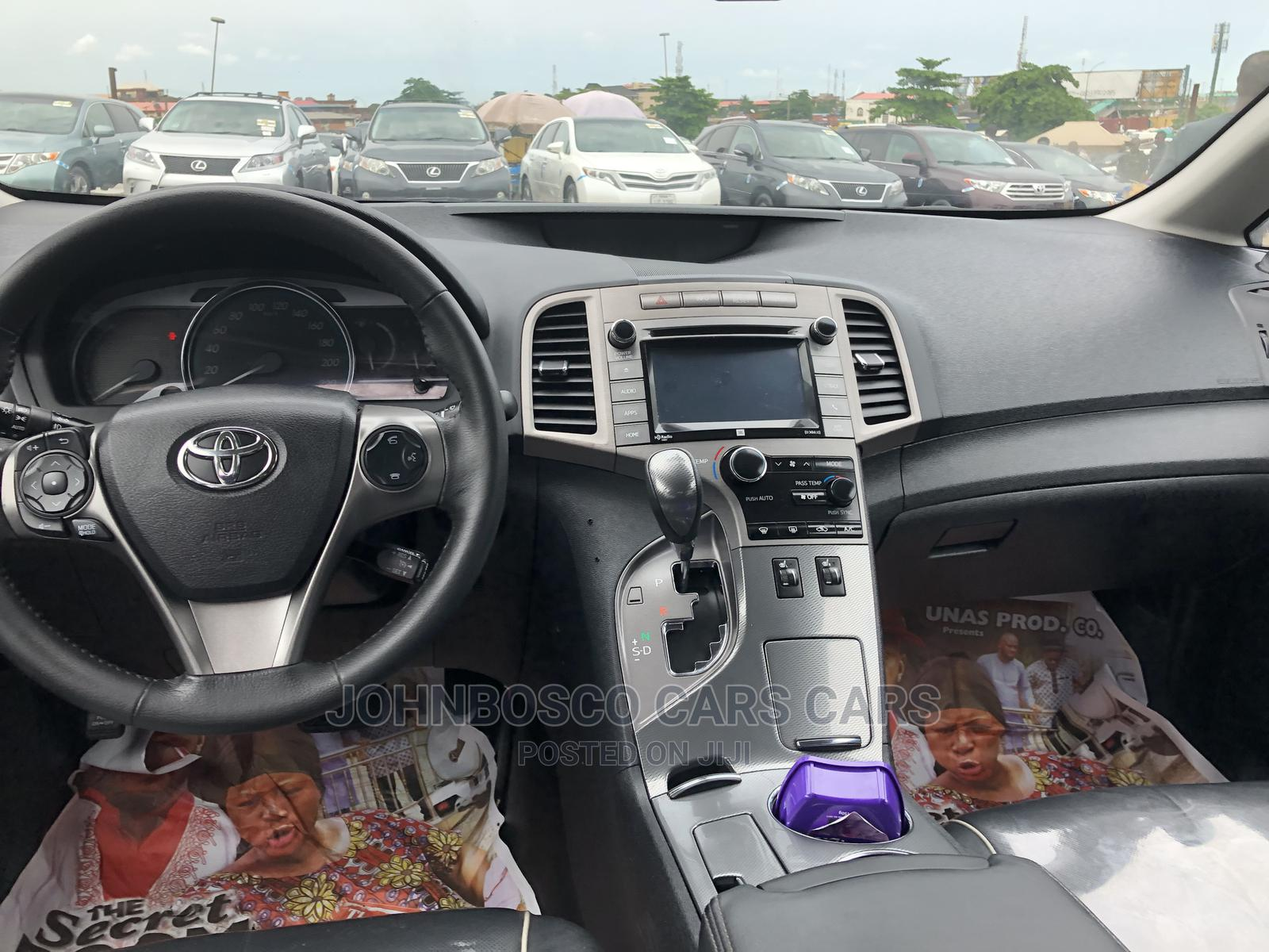 Toyota Venza 2013 XLE AWD V6 Black | Cars for sale in Apapa, Lagos State, Nigeria