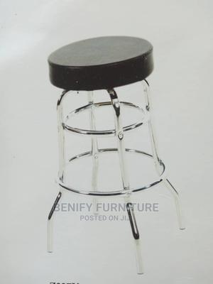 High Kitchen/Salon Round Seat Stool | Furniture for sale in Lagos State, Ojo