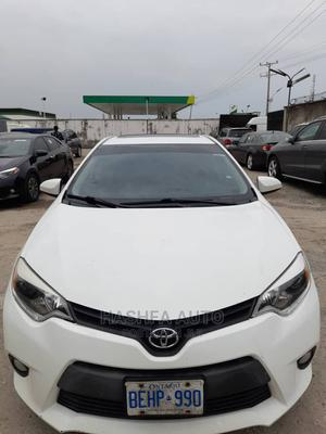 Toyota Corolla 2014 White | Cars for sale in Lagos State, Gbagada