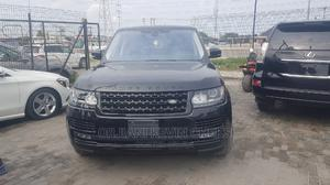 Land Rover Range Rover Vogue 2017 Black | Cars for sale in Lagos State, Ajah