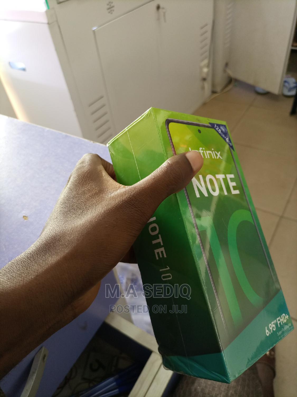 New Infinix Note 10 128 GB Purple | Mobile Phones for sale in Kaduna / Kaduna State, Kaduna State, Nigeria