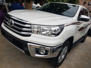 Toyota Hilux 2018 SR5+ 4x4 White   Cars for sale in Lagos State, Ikeja