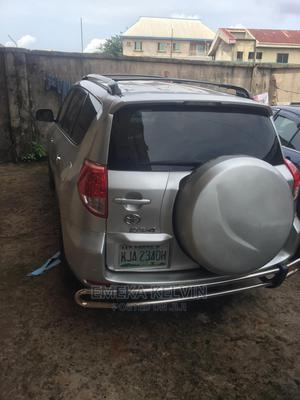 Toyota RAV4 2007 2.0 4x4 Silver | Cars for sale in Anambra State, Awka