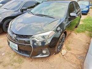 Toyota Corolla 2015 Black   Cars for sale in Kaduna State, Kaduna / Kaduna State