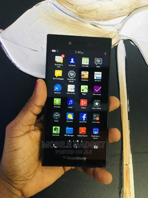BlackBerry Leap 16 GB Black   Mobile Phones for sale in Lagos State, Ikeja
