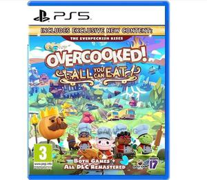 PS5 Overcooked | Video Games for sale in Lagos State, Agege